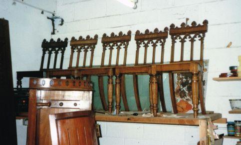 Georgian Hall Chairs