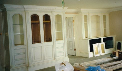 Bespoke Fitted Cabinets